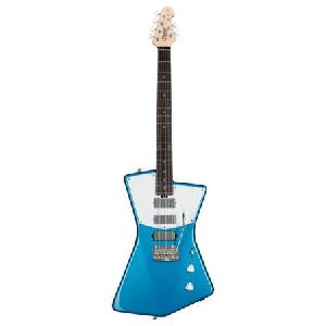 GUITAR ELECT STERLING BY MUSICMAN ST.VINCENT BLUE