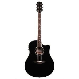 GUITAR ACUST BREEDLOVE STAGE BLACK MAGIC DREADNOUGHT