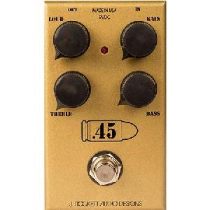 PEDAL GUITAR J.ROCKETT 45 CALIBER OD