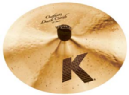 "PLATO ZILDJIAN 14"" K CUSTOM DARK CRASH"