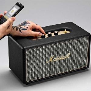 MONITOR MARSHALL STANMORE BLK BLUETOOTH SPEAKER