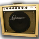 AMPLI GUITAR SINMARC STD G50R CUSTOM CREMA *OUTLET*
