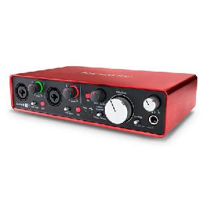 INTERFACE AUDIO FOCUSRITE SCARLETT 2i4 2nd GEN