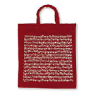 BOLSA TOTEBAG SHEET MUSIC BURDEOS